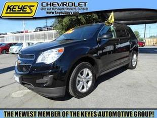 2014 Chevrolet Equinox SUV for sale in Los Angeles for $23,998 with 25,490 miles.