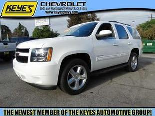 2010 Chevrolet Tahoe SUV for sale in Los Angeles for $32,998 with 37,542 miles.