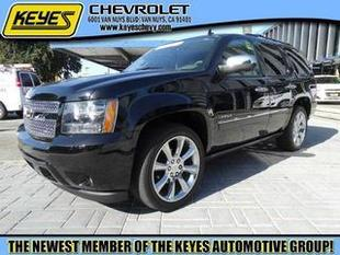 2010 Chevrolet Tahoe SUV for sale in Los Angeles for $39,998 with 33,646 miles.
