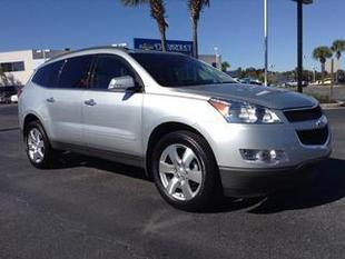 2012 Chevrolet Traverse SUV for sale in Charleston for $22,729 with 50,364 miles.