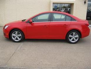 2014 Chevrolet Cruze Sedan for sale in Liberal for $19,475 with 17,550 miles.