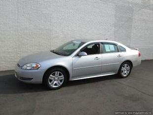 2012 Chevrolet Impala Sedan for sale in Hazleton for $14,995 with 43,181 miles.