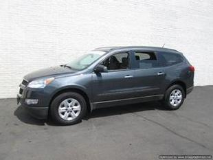 2012 Chevrolet Traverse SUV for sale in Hazleton for $22,495 with 25,229 miles.