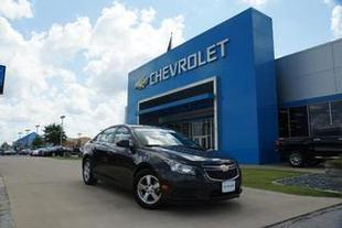 2014 Chevrolet Cruze Sedan for sale in Tyler for $23,500 with 26,484 miles.