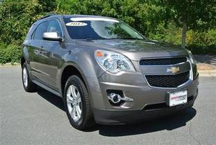 2012 Chevrolet Equinox SUV for sale in Monroe for $19,939 with 55,953 miles.