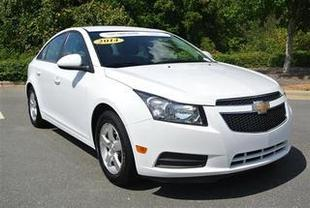 2014 Chevrolet Cruze Sedan for sale in Monroe for $16,889 with 33,367 miles.