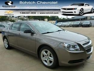 2011 Chevrolet Malibu Sedan for sale in Pittsburgh for $15,000 with 4,495 miles.