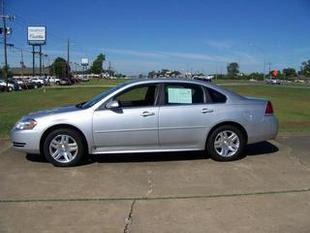2014 Chevrolet Impala Limited Sedan for sale in Alexandria for $19,900 with 27,406 miles.