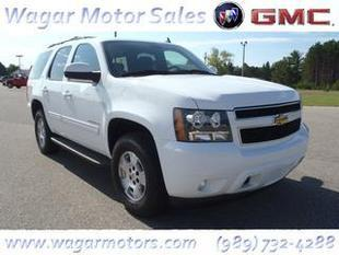 2009 Chevrolet Tahoe SUV for sale in Gaylord for $24,995 with 55,698 miles.