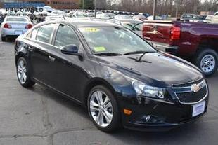 2014 Chevrolet Cruze Sedan for sale in Lowell for $17,995 with 9,921 miles.