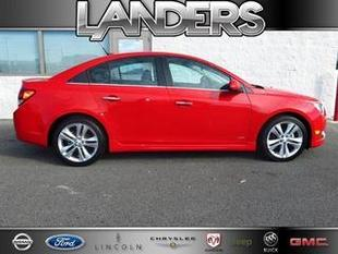 2014 Chevrolet Cruze Sedan for sale in Southaven for $17,995 with 14,787 miles.