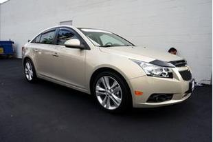 2012 Chevrolet Cruze Sedan for sale in Portland for $16,495 with 30,919 miles.