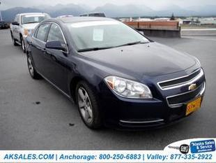 2011 Chevrolet Malibu Sedan for sale in Anchorage for $18,399 with 42,896 miles.