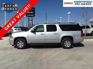 2013 GMC Yukon XL SUV for sale in San Antonio for $36,995 with 23,663 miles.