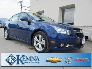 2012 Chevrolet Cruze Sedan for sale in Fort Dodge for $16,500 with 13,150 miles.