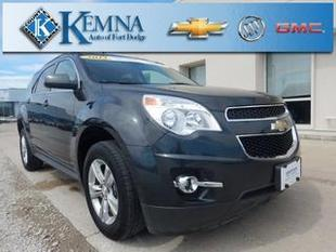 2013 Chevrolet Equinox SUV for sale in Fort Dodge for $23,170 with 34,047 miles.