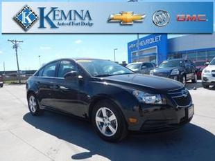 2013 Chevrolet Cruze Sedan for sale in Fort Dodge for $15,500 with 12,687 miles.