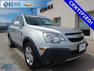 2013 Chevrolet Captiva Sport SUV for sale in Fort Dodge for $16,800 with 36,869 miles.