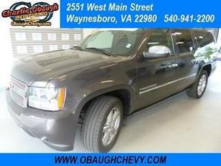 2011 Chevrolet Suburban SUV for sale in Waynesboro for $40,195 with 56,000 miles.