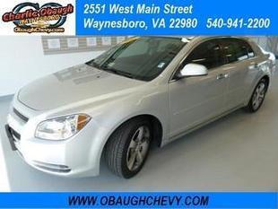 2012 Chevrolet Malibu Sedan for sale in Waynesboro for $15,795 with 32,499 miles.