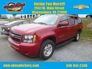2014 Chevrolet Suburban SUV for sale in Waynesboro for $43,895 with 22,797 miles.