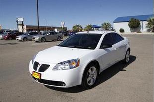 2009 Pontiac G6 Sedan for sale in Alamogordo for $15,000 with 18,353 miles.