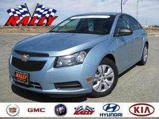2012 Chevrolet Cruze Sedan for sale in Palmdale for $13,745 with 30,842 miles.