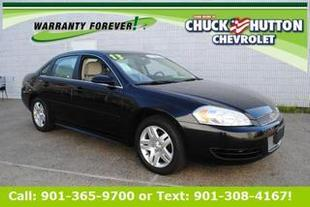 2013 Chevrolet Impala Sedan for sale in Memphis for $16,995 with 27,798 miles.
