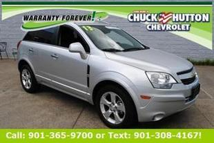2013 Chevrolet Captiva Sport SUV for sale in Memphis for $21,595 with 23,162 miles.