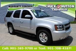 2013 Chevrolet Tahoe SUV for sale in Memphis for $34,995 with 35,640 miles.