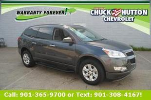 2011 Chevrolet Traverse SUV for sale in Memphis for $20,975 with 29,877 miles.
