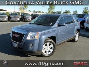2011 GMC Terrain SUV for sale in Indio for $21,552 with 41,383 miles.