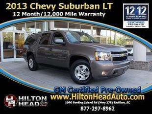 2013 Chevrolet Suburban SUV for sale in Bluffton for $34,299 with 29,578 miles.