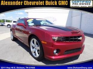 2010 Chevrolet Camaro Coupe for sale in Dickson for $29,548 with 11,804 miles.