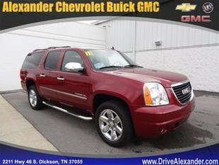 2011 GMC Yukon XL SUV for sale in Dickson for $35,418 with 49,491 miles.