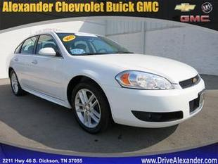 2013 Chevrolet Impala Sedan for sale in Dickson for $18,645 with 50,891 miles.