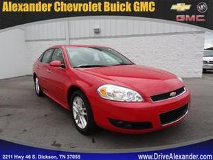2013 Chevrolet Impala Sedan for sale in Dickson for $19,431 with 38,274 miles.