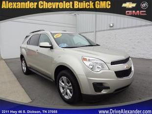 2013 Chevrolet Equinox SUV for sale in Dickson for $22,987 with 34,632 miles.