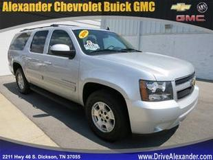 2014 Chevrolet Suburban SUV for sale in Dickson for $39,612 with 46,348 miles.