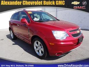 2014 Chevrolet Captiva Sport SUV for sale in Dickson for $21,981 with 28,042 miles.