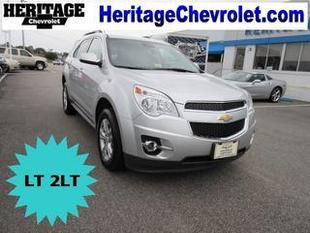 2013 Chevrolet Equinox SUV for sale in Chester for $26,300 with 33,473 miles.