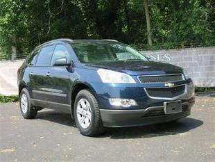 2012 Chevrolet Traverse SUV for sale in Huntington for $23,990 with 27,273 miles.