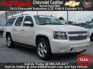 2013 Chevrolet Suburban SUV for sale in Greensboro for $49,950 with 25,525 miles.