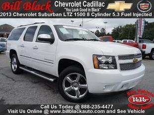 2013 Chevrolet Suburban SUV for sale in Greensboro for $49,950 with 20,037 miles.