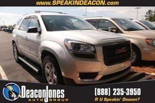 2013 GMC Acadia SUV for sale in Smithfield for $29,981 with 23,007 miles.