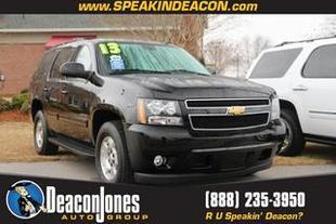 2013 Chevrolet Tahoe SUV for sale in Smithfield for $38,499 with 17,729 miles.