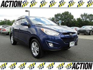 2013 Hyundai Tucson GLS SUV for sale in Flemington for $23,488 with 24,192 miles.