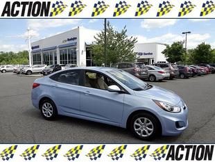 2013 Hyundai Accent GLS Sedan for sale in Flemington for $13,588 with 36,983 miles.