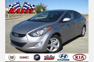 2012 Hyundai Elantra GLS Sedan for sale in Palmdale for $15,990 with 49,719 miles.