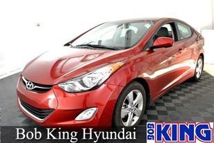 2013 Hyundai Elantra GLS Sedan for sale in Winston Salem for $15,988 with 15,274 miles.